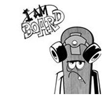IAMBOARD 2018 – Skate Deck Art