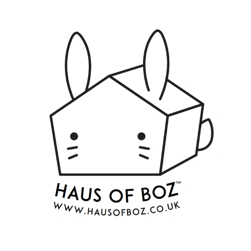 Haus Of Boz - Toy Art UK 2018