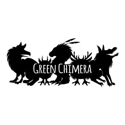 500-Green-Chimera-#1