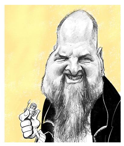 Alex Gallego Caricature Artist Cartoonist