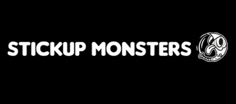 Stickup Monsters – Javier Jimenez
