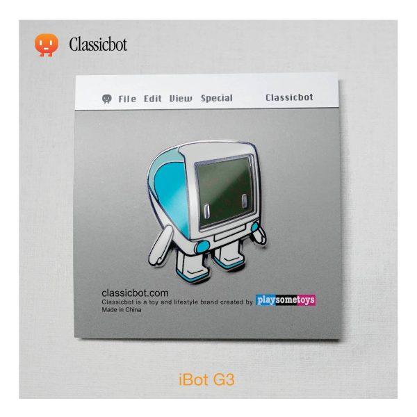 iBot G3 Pin
