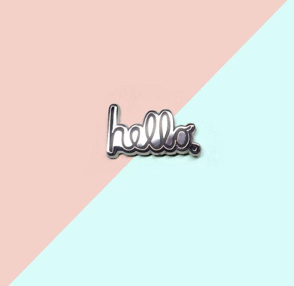 Hello Pin