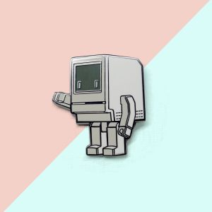 Classicbot Pin