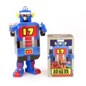 Daitetsujin 17 Tinbot