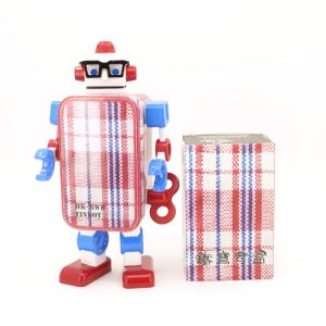 Red White Blue HK Tinbot