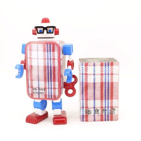 Red White Blue HK Tinbot