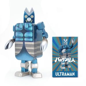 Tinbot Ultraman Baltan