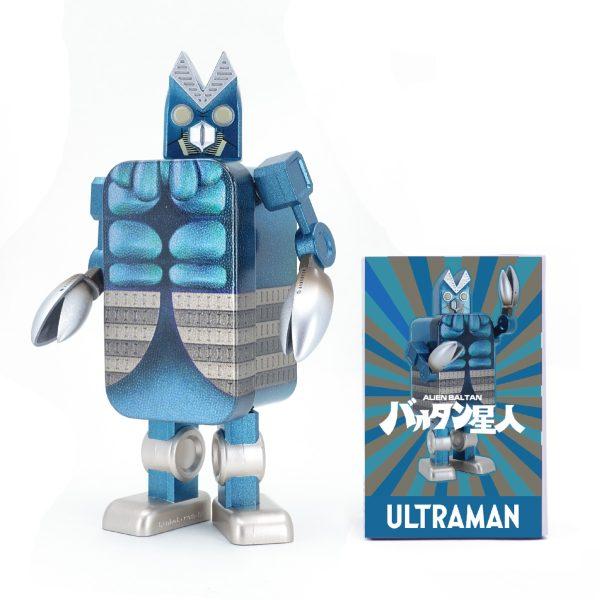 Tinbot Ultraman Baltan