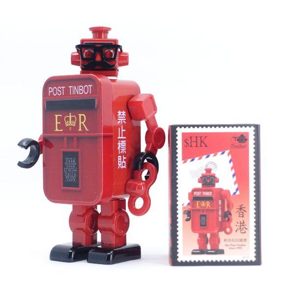 Post Tinbot