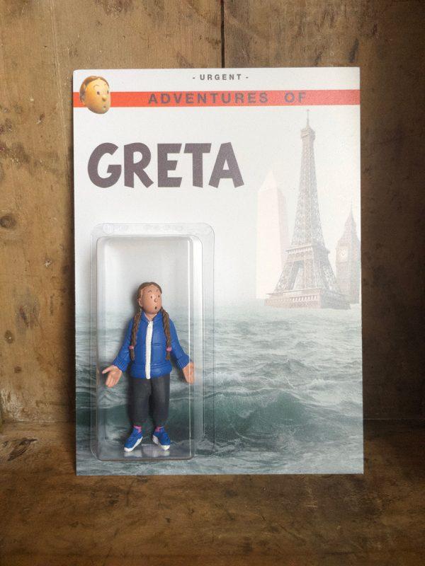 Urgent Adventures Of Greta